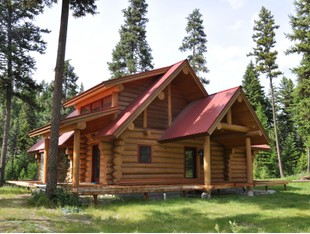 Single Family Home for sales at Beautiful Montana Escape 962 & 1184 Elk Creek Road Libby, Montana 59923 United States