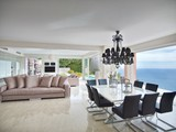 Property Of Modern villa with panoramic sea view overlooking E