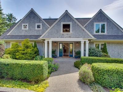Single Family Home for sales at Watch Hill 9595 Watch Hill Drive NE Bainbridge Island, Washington 98110 United States