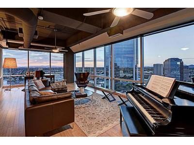 Condomínio for sales at Spectacular Loft-Style Condominium In The Heart Of Central Phoenix 1 E Lexington Ave #1509  Phoenix, Arizona 85012 Estados Unidos