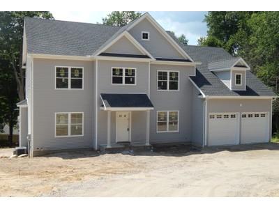 Casa para uma família for sales at New Construction 153 East Rocks Road Norwalk, Connecticut 06851 Estados Unidos