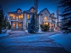 Частный односемейный дом for  sales at Ghost Lake Manor  Cochrane, Альберта T4C2E9 Канада