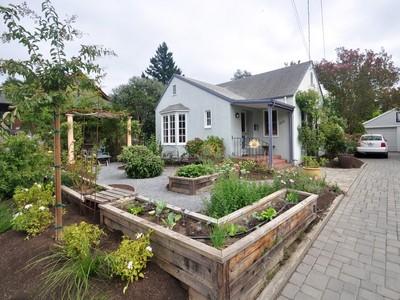 Einfamilienhaus for sales at 330 Plaza Street  Healdsburg, Kalifornien 95448 Vereinigte Staaten