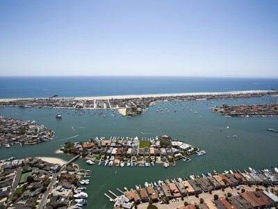 Single Family Home for sales at 11 Harbor Island  Newport Beach, California 92660 United States
