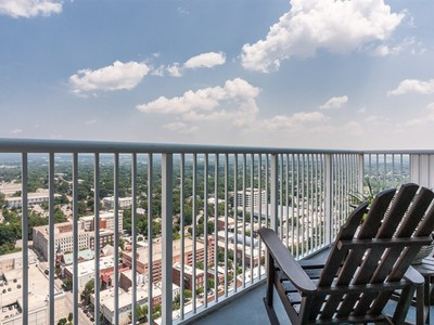 Condominium for sales at Plaza Penthouse 301 Fayeteville Street, #3301 Raleigh, North Carolina 27601 United States