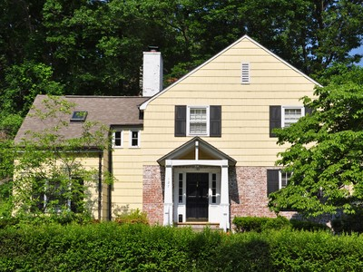Single Family Home for sales at Colonial Rental 127 Highbrook Avenue  Pelham, New York 10803 United States