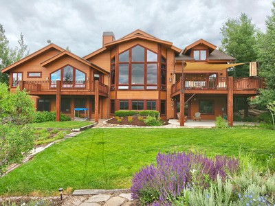 Casa Unifamiliar for sales at Premier Mountain Ranch Location 5840 Mountain Ranch Dr  Park City, Utah 84098 Estados Unidos