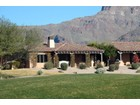 Tek Ailelik Ev for  sales at Amazing Furnished Golf Course Villa in Gold Canyon 7621 E Golden Eagle Circle   Gold Canyon, Arizona 85118 Amerika Birleşik Devletleri