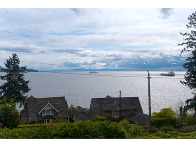 Casa Unifamiliar for sales at Stunning Ocean View Property 2918 Marine Drive  West Vancouver, British Columbia V7V1M2 Canadá