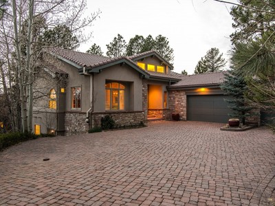 Single Family Home for sales at 2514 Tournament Dr.   Castle Rock, Colorado 80108 United States