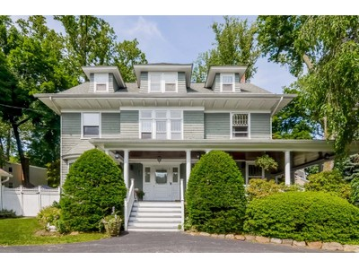 Single Family Home for sales at Gracious Beechmont Victorian 148 Montgomery Circle New Rochelle, New York 10804 United States