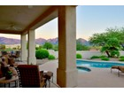 Single Family Home for sales at Gorgeous Elevated Custom Home On .62 Acres In Coveted Oro Valley Location 12315 N Copper Spring Trail  Oro Valley, Arizona 85755 United States