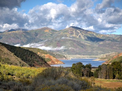 Land for sales at Premium Riverfront Homesite at Victory Ranch with Panoramic Views 6111 E Green Drake Dr Lot# 25 Heber City, Utah 84032 United States