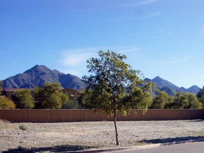 Terrain for sales at Oversized Lot On Private Cul-de-sac In Exclusive Guard Gated Arcadia Silverleaf 18753 N 97th Way #3723 Scottsdale, Arizona 85255 États-Unis