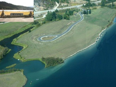 Nhà ở một gia đình for sales at 40 Acre Pend Oreille Waterfront 1 Westshore Way Laclede, Idaho 83841 Hoa Kỳ