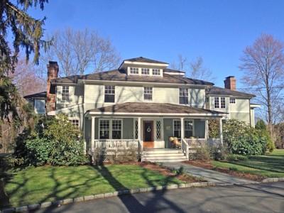 独户住宅 for sales at Living Is Easy 214 Sturges Ridge Road Wilton, 康涅狄格州 06897 美国