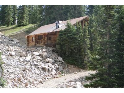 Residencial - Outro for sales at Remote Backcountry Cabin TBD Montezuma Mine Road Aspen, Colorado 81611 Estados Unidos
