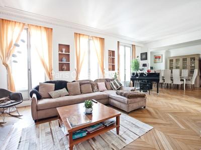 Duplex for sales at Duplex with continuous balcony - Ferdinand  Paris, Paris 75017 França
