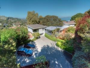 Additional photo for property listing at Tiburon's Award Winning Modern Marvel 35 Hacienda Drive Tiburon, 加利福尼亞州 94920 美國