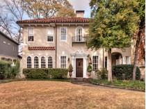 단독 가정 주택 for sales at Historically & Architecturally Significant Home 31 26th Street NW  Brookwood Hills, Atlanta, 조지아 30309 미국