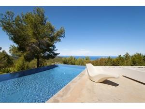 for Ventes at Villa With Fabulous Sea Views In Cala Tarida    San Jose, Ibiza 07830 Espagne