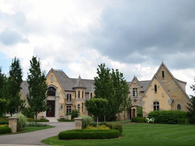 Maison unifamiliale for sales at Oakland Township 5537 Orchard Ridge Drive Oakland Township, Michigan 48306 États-Unis