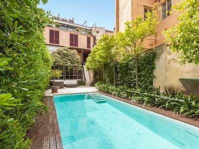 多户住宅 for sales at Magnificent Noble Floor with garden in La Lonja  Palma De Mallorca, Balearic Islands 07012 西班牙