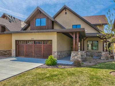 Moradia for sales at Resort Living 643 St Andrews Dr  Midway, Utah 84049 Estados Unidos