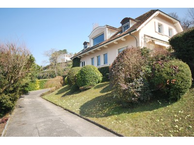 Einfamilienhaus for sales at Unimpeded Lake View  Cologny, Genf 1223 Schweiz