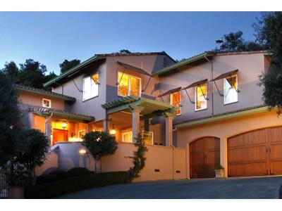 Einfamilienhaus for sales at Manibella 265 Clear Ridge Drive Healdsburg, Kalifornien 95448 Vereinigte Staaten