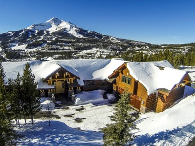 Single Family Home for sales at Summit View Estate 34 Summit View Drive Big Sky, Montana 59716 United States
