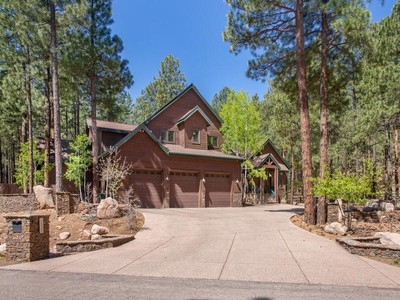 Single Family Home for sales at Amazing Flagstaff Property 1655 N Kittredge RD   Flagstaff, Arizona 86001 United States