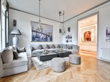 Property Of Sublime apartment with private garden and terrace - Flandrin