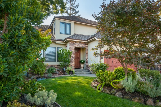 Single Family Home for sales at Newer Construction in Desirable West Menlo Park 2131 Ashton Ave Menlo Park, California 94025 United States