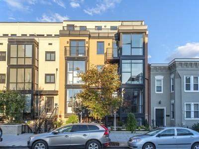 Condominium for sales at U Street Corridor 1931 12th St NW B Washington, District Of Columbia 20009 United States