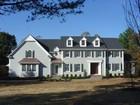 Tek Ailelik Ev for  sales at Custom New Construction 22 Lyons Place  Basking Ridge, New Jersey 07920 Amerika Birleşik Devletleri