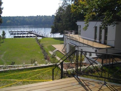 Single Family Home for sales at Villa Valea – Modern Villa with marvelous lake view  Berlin, Berlin 14109 Germany