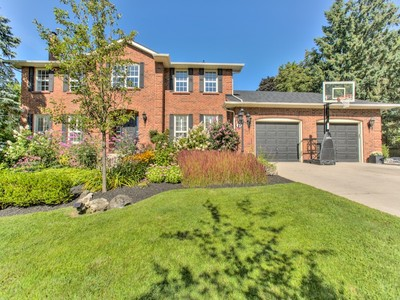 Single Family Home for sales at Executive Morrison Area Home 1181 Colborne Court Oakville, Ontario L6J6B9 Canada