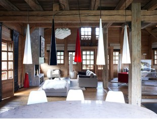 Single Family Home for sales at Chalet Alpinia  Megeve, Rhone-Alpes 74120 France