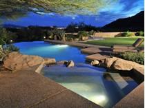 Частный односемейный дом for sales at Private Cul-de-sac Location In The Guard Gated Retreat At One Hundred Hills 11439 E Penstamin Drive   Scottsdale, Аризона 85255 Соединенные Штаты