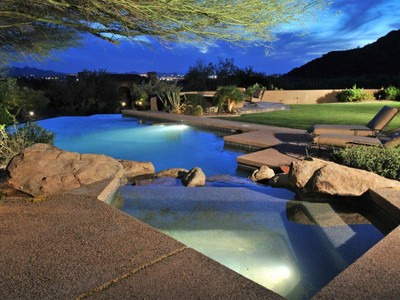 Villa for sales at Private Cul-de-sac Location In The Guard Gated Retreat At One Hundred Hills 11439 E Penstamin Drive Scottsdale, Arizona 85255 Stati Uniti