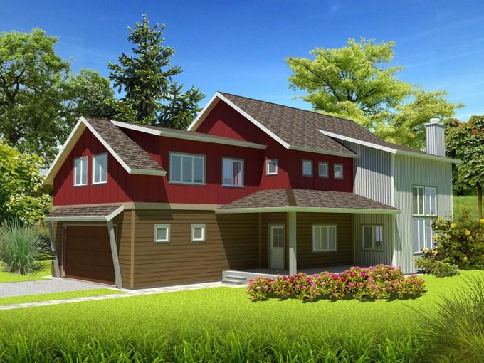 Villa for sales at Big Sky's Ramshorn Custom Home - To Be Built 90 Primrose   Big Sky, Montana 59716 Stati Uniti