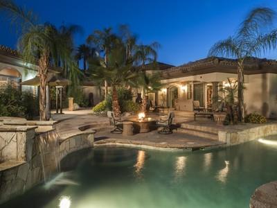 Einfamilienhaus for sales at 38190 Vista Del Sol  Rancho Mirage, Kalifornien 92270 Vereinigte Staaten