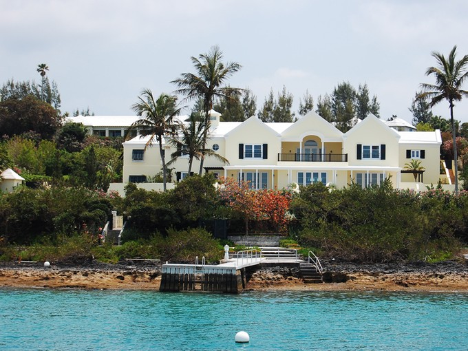 独户住宅 for sales at Coral Harbour  Warwick, 百慕大的其他地区 WK 06 百慕大