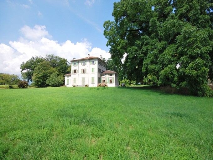 Multi-Family Home for sales at A unique situation for this manor house  Other Switzerland, Other Areas In Switzerland 1242 Switzerland