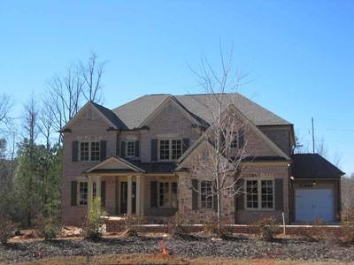 土地 for sales at Gorgeous New Construction 330 Blair Court Alpharetta, ジョージア 30004 アメリカ合衆国