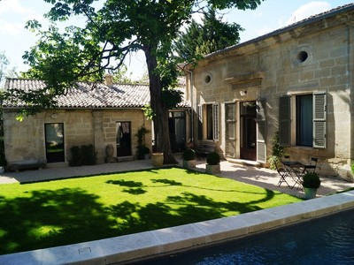 Single Family Home for sales at UZES NOBLE FAMILY HOUSE  Other Languedoc-Roussillon, Languedoc-Roussillon 30700 France