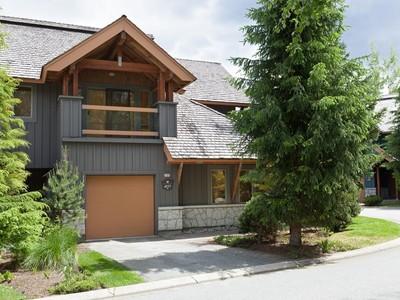 Maison de ville for sales at Montebello 4612 Montebello Place Whistler, Colombie-Britannique V0N1B4 Canada