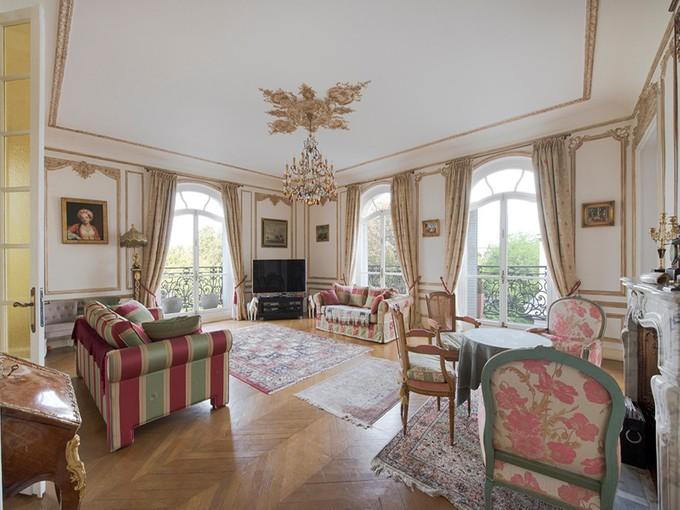 Apartment for sales at Apartment - Porte Maillot  Paris, Paris 75116 France