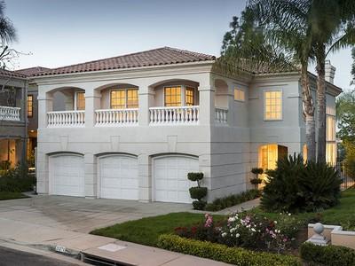 Maison unifamiliale for sales at 23271 Park Basilico  Calabasas, California 91302 United States